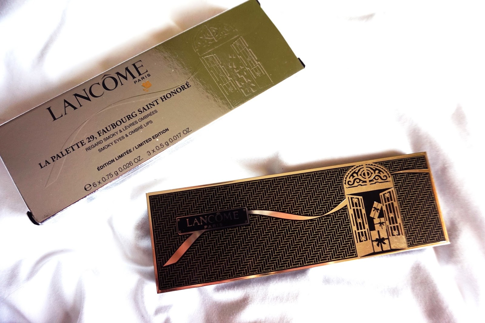 Lancôme Unveils 29 St Honore Collection For Fall 2011