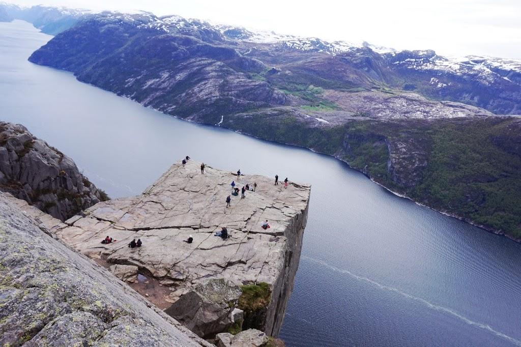 1 Uge I Norge Rejseplan For Oslo Bergen Preikestolen Cammi Dk