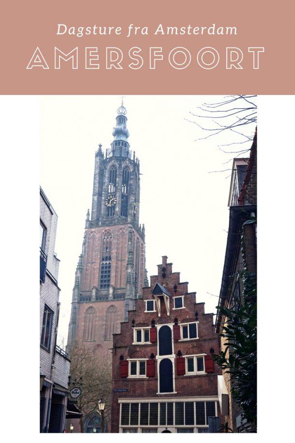 Dagsture fra Amsterdam: Middelalderbyen Amersfoort