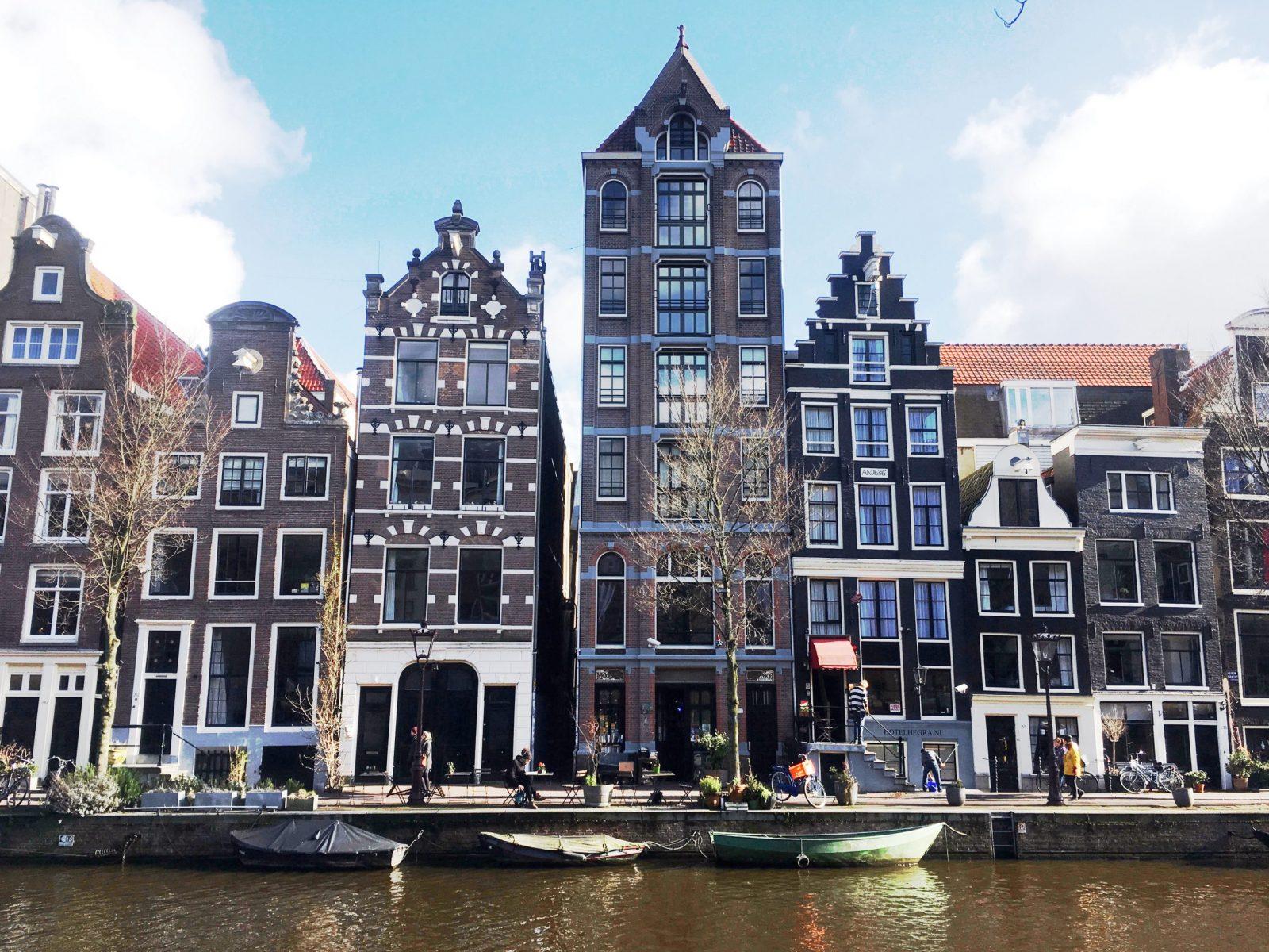 Hvad sker der i Amsterdam i marts?   Det skal du lave i kanalernes by denne måned
