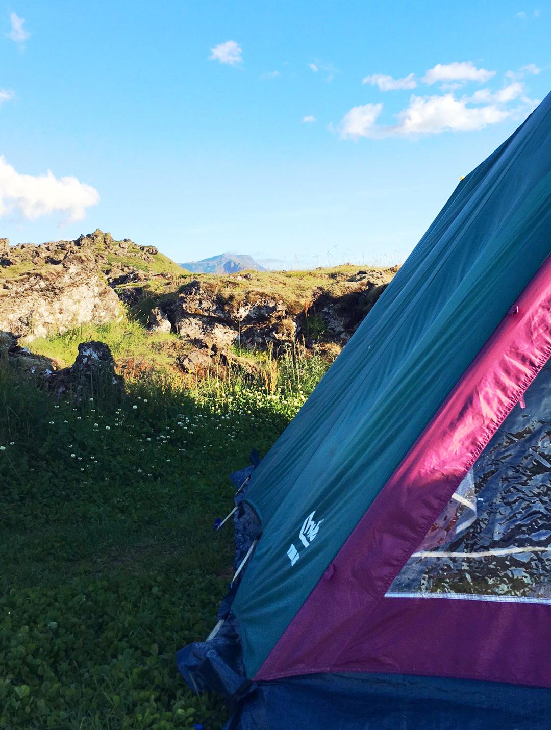 Camping i Island | Her er mine bedste tips - Cammi.DK