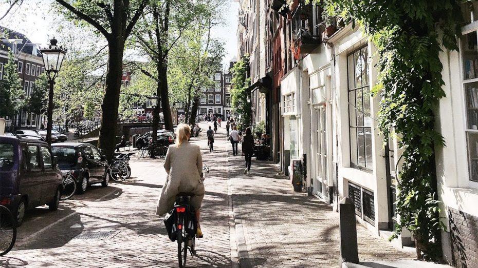 Udlandsdansker i Amsterdam Holland
