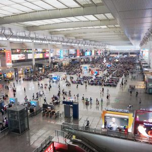 En begynderguide til togrejse i Kina