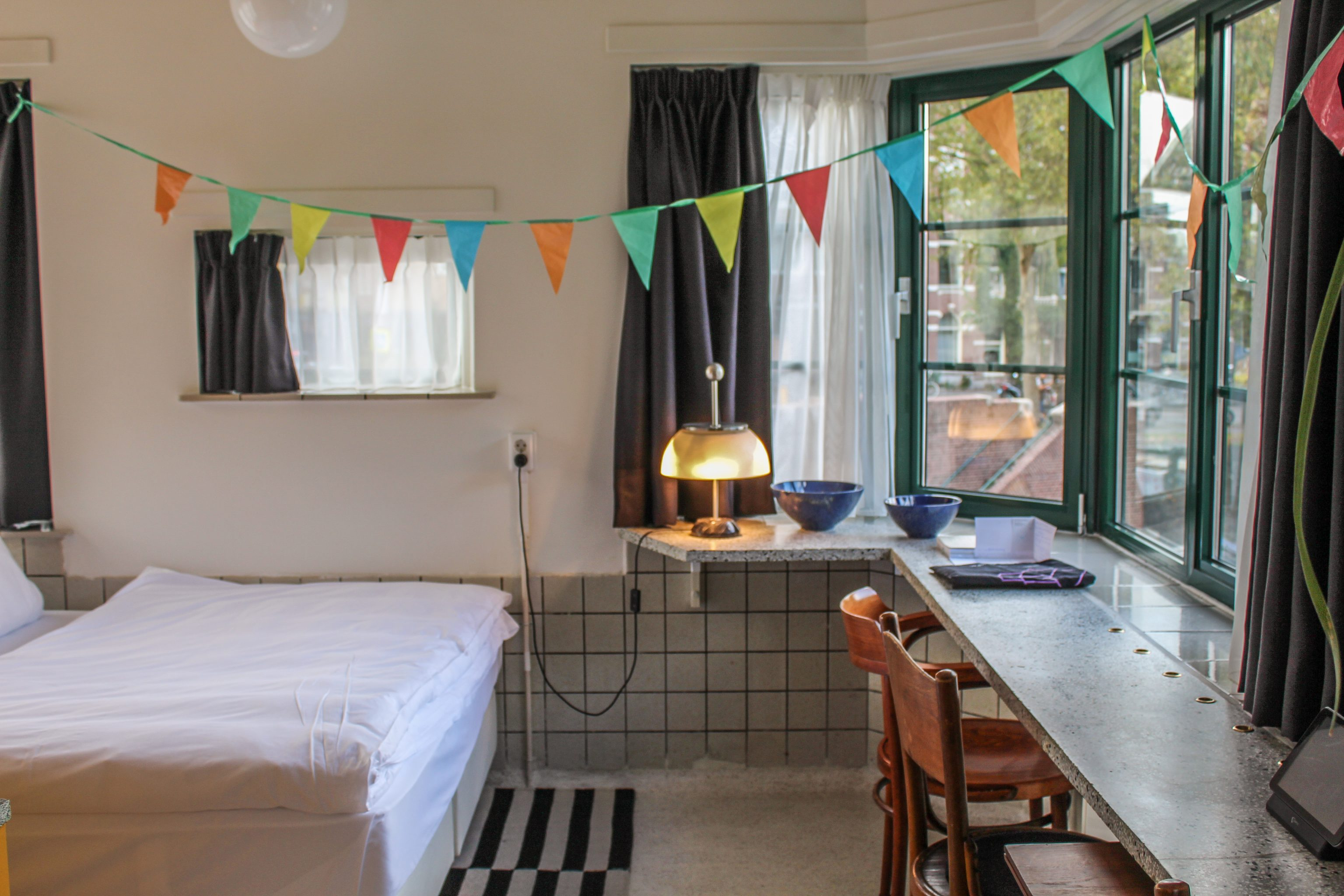 SWEETS hotel Amsterdam brohus centralt hotel i Amsterdam